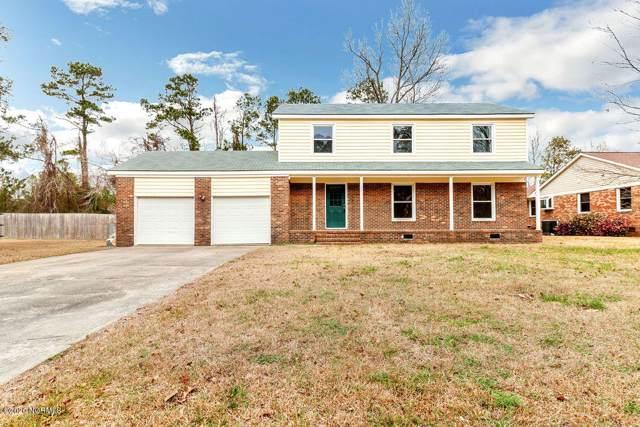 114 Robinhood Drive, Jacksonville, NC 28546 (MLS #100198089) :: CENTURY 21 Sweyer & Associates