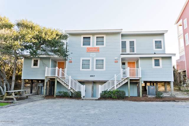 6817 Ocean Drive W, Emerald Isle, NC 28594 (MLS #100198103) :: Vance Young and Associates
