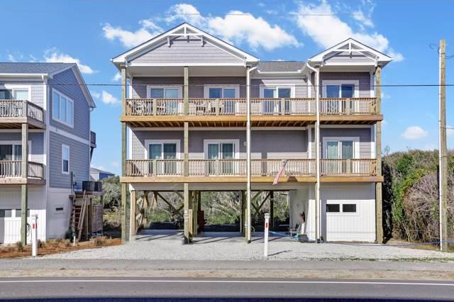 446 N Anderson Boulevard, Topsail Beach, NC 28445 (MLS #100198110) :: The Oceanaire Realty