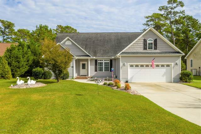 222 Mulligan Drive, Swansboro, NC 28584 (MLS #100198114) :: Donna & Team New Bern