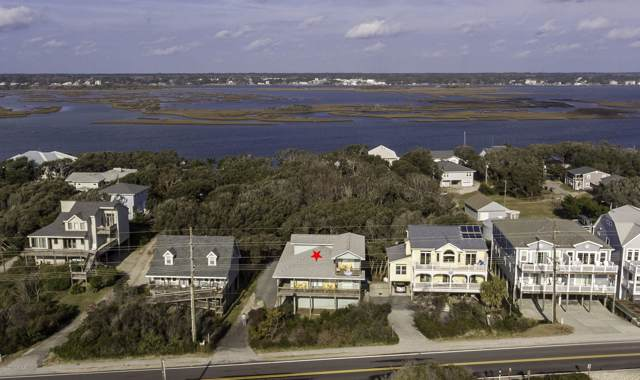 204 N Anderson Boulevard A, Topsail Beach, NC 28445 (MLS #100198119) :: The Oceanaire Realty