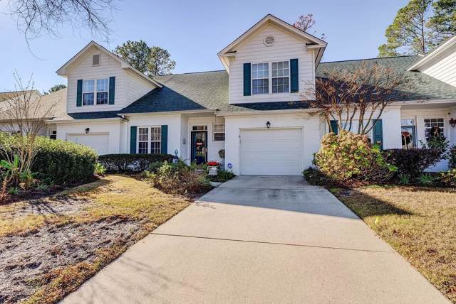 3808 Echo Farms Boulevard #4, Wilmington, NC 28412 (MLS #100198120) :: The Chris Luther Team