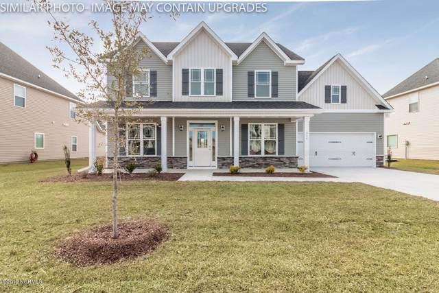 000 Bear Run Drive Lot 65, Jacksonville, NC 28540 (MLS #100198144) :: Castro Real Estate Team
