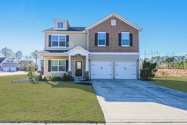 201 Mullholland Place, Jacksonville, NC 28540 (MLS #100198162) :: The Keith Beatty Team
