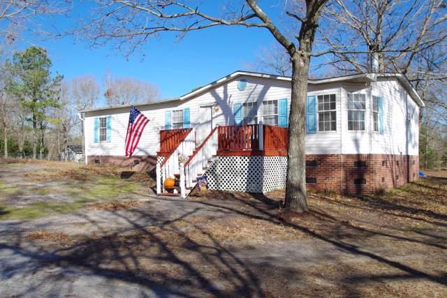 225 Chapel Ridge Road, Richlands, NC 28574 (MLS #100198243) :: The Oceanaire Realty
