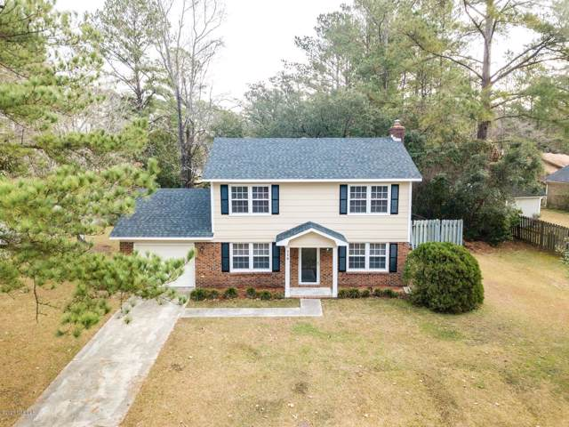 516 Pine Valley Road, Jacksonville, NC 28546 (MLS #100198257) :: The Oceanaire Realty