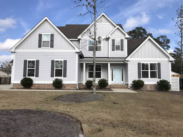 1125 Baldwin Park Drive, Wilmington, NC 28411 (MLS #100198313) :: Vance Young and Associates