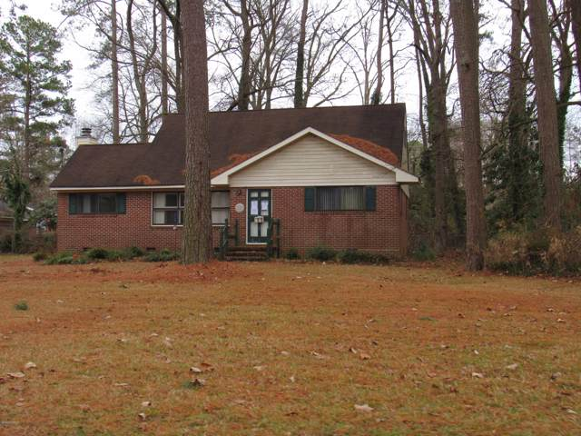 519 Forest Acres Drive, Tarboro, NC 27886 (MLS #100198416) :: The Keith Beatty Team
