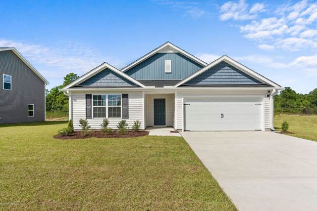 7205 Brittany Pointer Court, Wilmington, NC 28411 (MLS #100198440) :: Vance Young and Associates