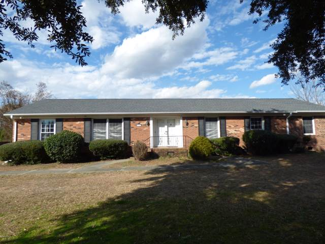 2195 Daly Waldrop Road, Kinston, NC 28504 (MLS #100198467) :: Vance Young and Associates