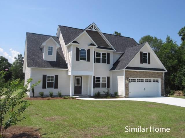105 Moss Creek Drive Lot #3, Jacksonville, NC 28540 (MLS #100198483) :: The Keith Beatty Team
