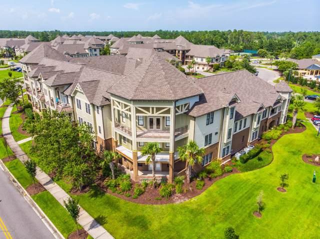6809 Mayfaire Club Drive #301, Wilmington, NC 28405 (MLS #100198537) :: David Cummings Real Estate Team