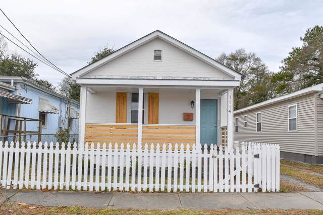 1114 S 10th Street, Wilmington, NC 28401 (MLS #100198540) :: Vance Young and Associates