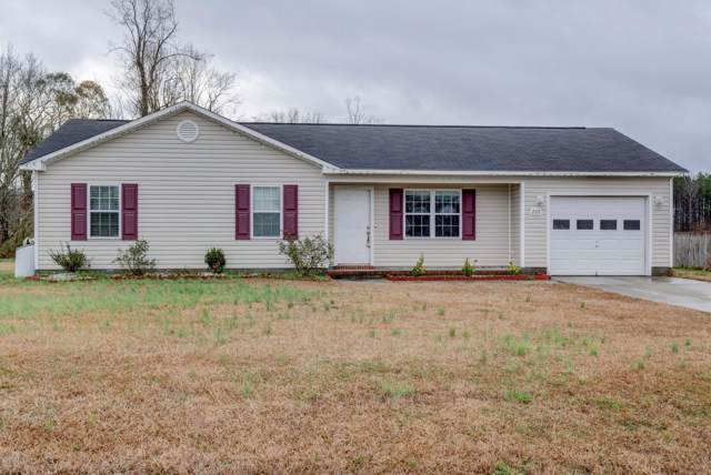 205 Hackney Ridge Lane, Jacksonville, NC 28540 (MLS #100198556) :: Castro Real Estate Team