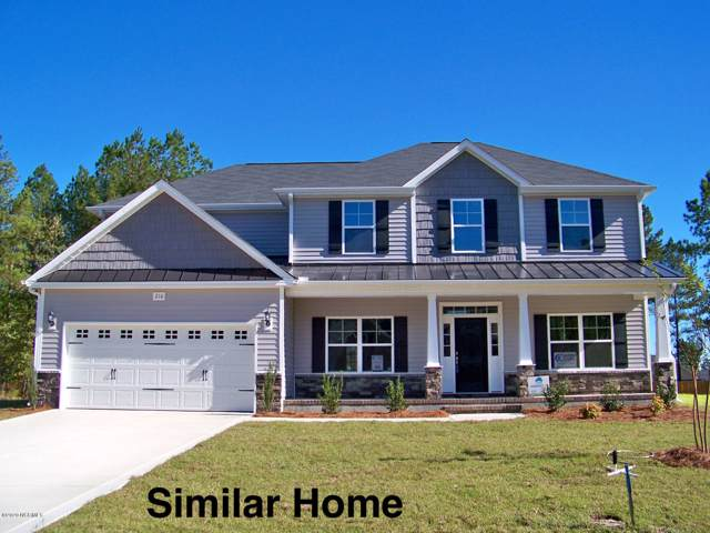 605 Habersham Avenue, Rocky Point, NC 28457 (MLS #100198610) :: The Oceanaire Realty