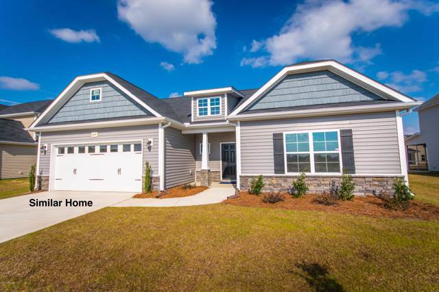 492 Habersham Avenue, Rocky Point, NC 28457 (MLS #100198636) :: The Oceanaire Realty