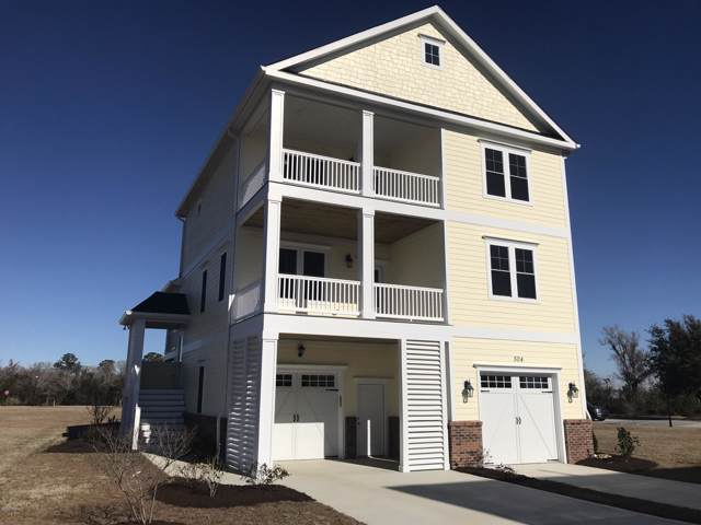 504 Cannonsgate Drive, Newport, NC 28570 (MLS #100198640) :: Vance Young and Associates