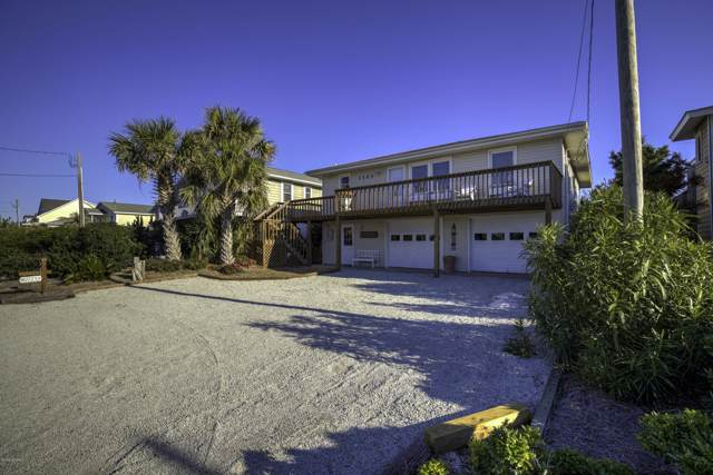1123 N Anderson Boulevard, Topsail Beach, NC 28445 (MLS #100198671) :: Vance Young and Associates