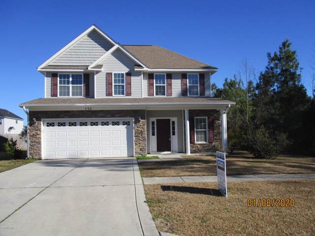 152 Moonstone Court, Jacksonville, NC 28546 (MLS #100198688) :: The Chris Luther Team