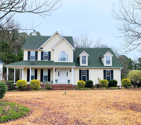 813 Brickyard Court, Greenville, NC 27858 (MLS #100198691) :: RE/MAX Elite Realty Group