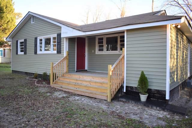 1345 Ramsey Road, Jacksonville, NC 28546 (MLS #100198701) :: David Cummings Real Estate Team