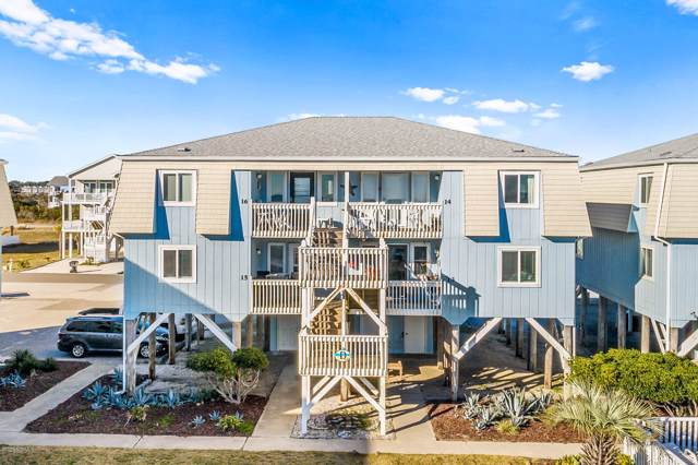 447 E Second Street D-14, Ocean Isle Beach, NC 28469 (MLS #100198703) :: Frost Real Estate Team