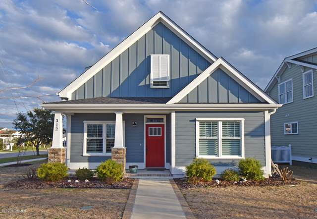 312 Hedrick Street, Beaufort, NC 28516 (MLS #100198715) :: David Cummings Real Estate Team