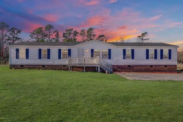 116 Hunters Ridge Drive, Jacksonville, NC 28540 (MLS #100198747) :: Castro Real Estate Team