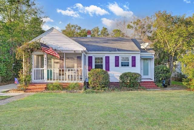 813 Morningside Drive, Wilmington, NC 28401 (MLS #100198762) :: CENTURY 21 Sweyer & Associates