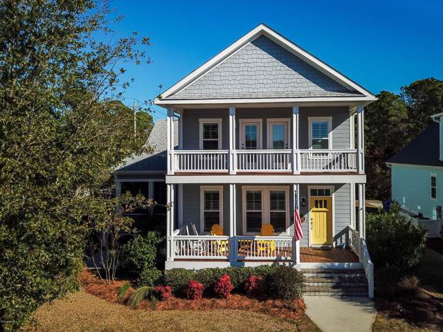 402 Cades Trail, Southport, NC 28461 (MLS #100198773) :: The Oceanaire Realty