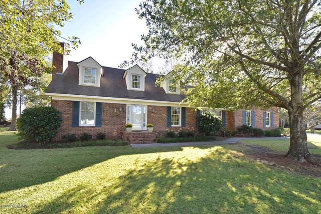 144 Howland Parkway, Beaufort, NC 28516 (MLS #100198826) :: Castro Real Estate Team