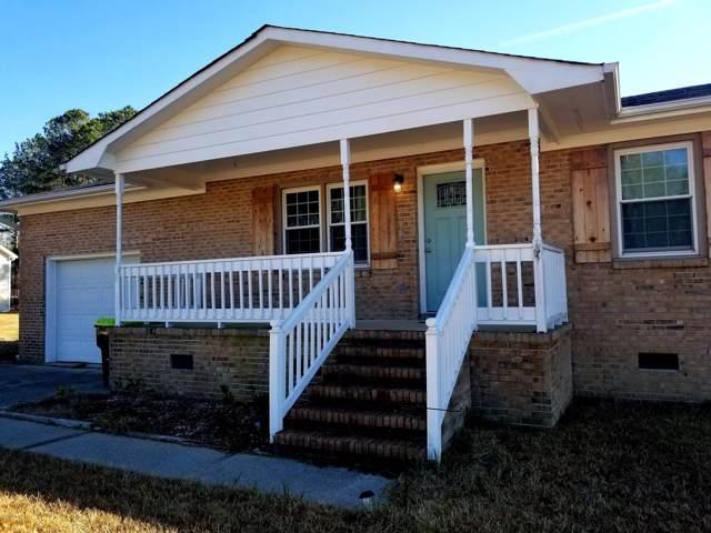 108 Quail Hollow Drive, Jacksonville, NC 28540 (MLS #100198828) :: Castro Real Estate Team