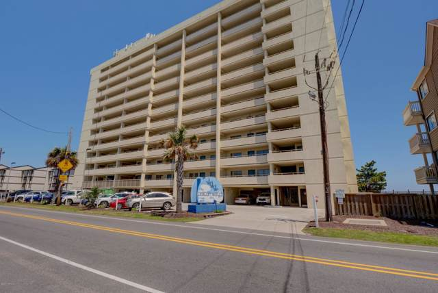 1403 S Lake Park Boulevard #1006, Carolina Beach, NC 28428 (MLS #100198871) :: The Keith Beatty Team