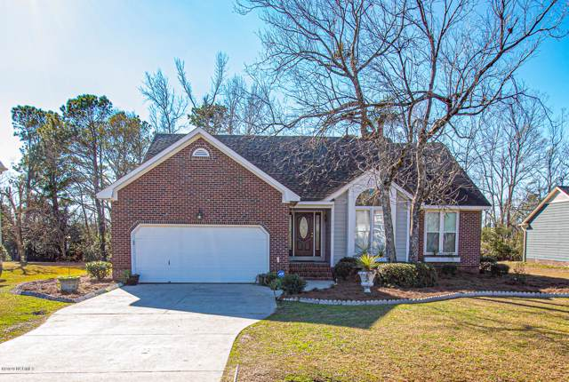 2815 Colonel Lamb Drive, Wilmington, NC 28405 (MLS #100198898) :: Vance Young and Associates