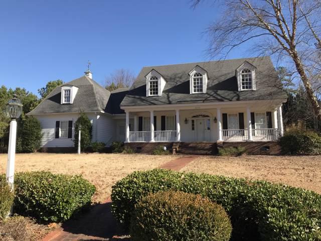 3704 Eagle Farm Drive N, Wilson, NC 27896 (MLS #100198913) :: The Keith Beatty Team