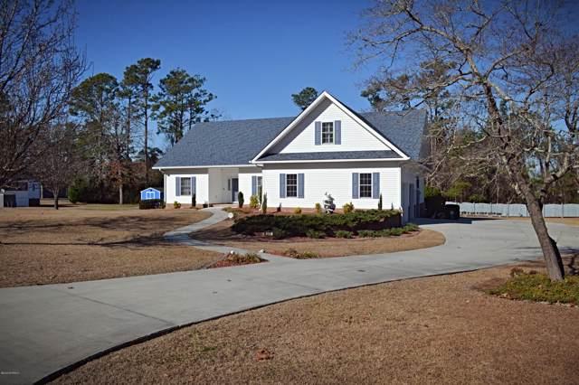150 Hidden Bay Drive, Cedar Point, NC 28584 (MLS #100198928) :: Barefoot-Chandler & Associates LLC