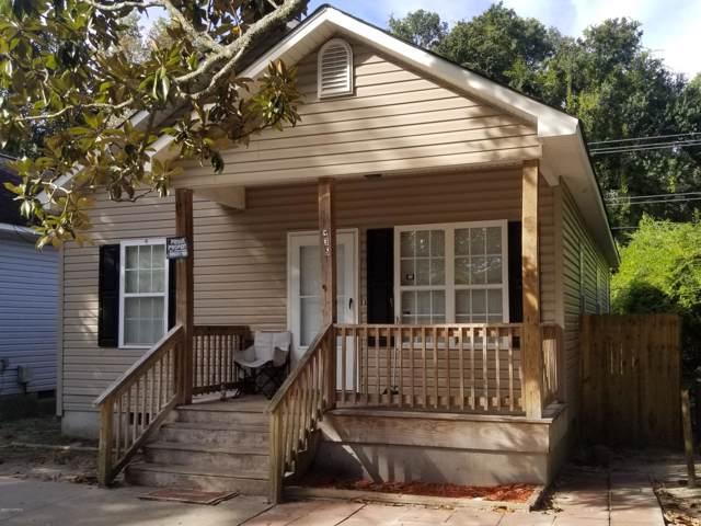 435 Evans St. Street, Wilmington, NC 28405 (MLS #100198931) :: CENTURY 21 Sweyer & Associates