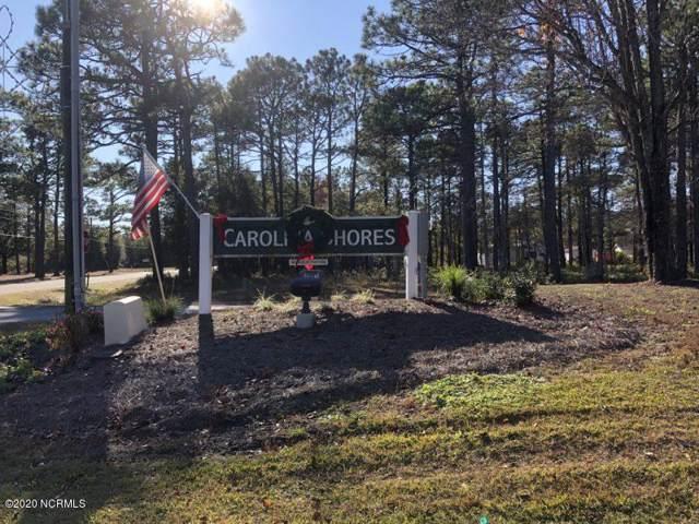 13 Myrtlewood Drive, Carolina Shores, NC 28467 (MLS #100198948) :: Coldwell Banker Sea Coast Advantage