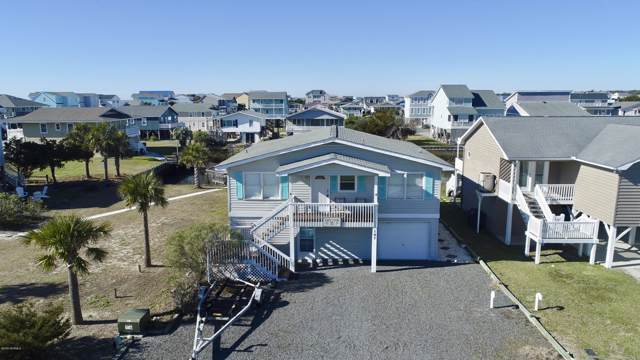 107 High Point Street, Holden Beach, NC 28462 (MLS #100198949) :: RE/MAX Elite Realty Group