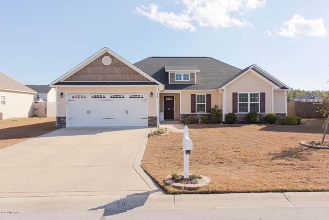 622 Arabella Drive, Jacksonville, NC 28546 (MLS #100198964) :: David Cummings Real Estate Team