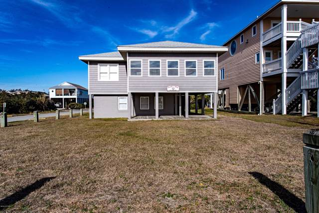 4302 E Beach Drive, Oak Island, NC 28465 (MLS #100198966) :: SC Beach Real Estate