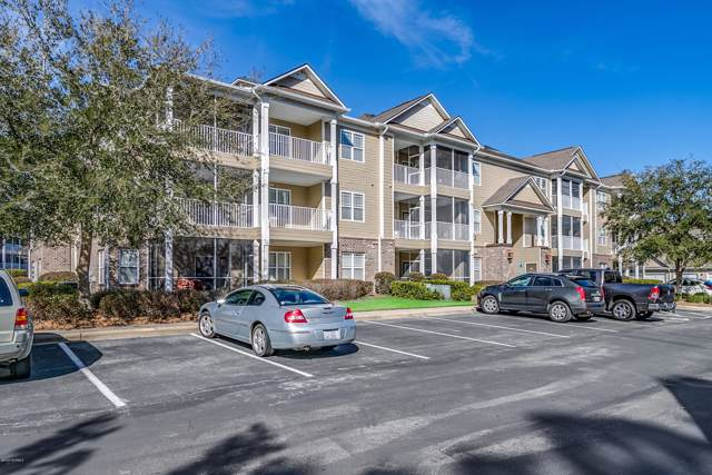 221 Woodlands Way #12, Calabash, NC 28467 (MLS #100198979) :: The Oceanaire Realty