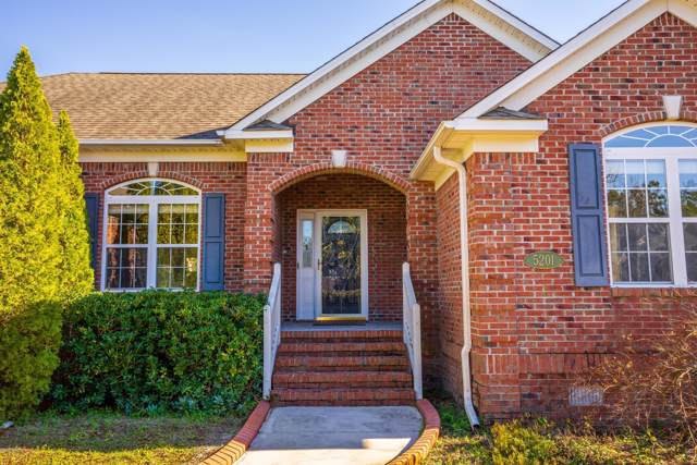 5201 Lone Eagle Court, Wilmington, NC 28409 (MLS #100198995) :: The Chris Luther Team