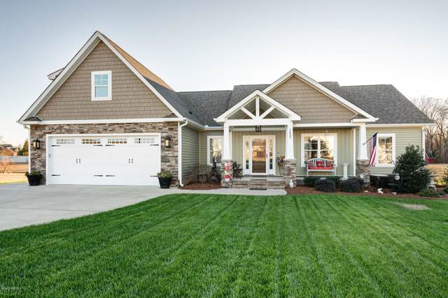 3809 Ramblewood Hill Drive W, Wilson, NC 27893 (MLS #100199021) :: Vance Young and Associates
