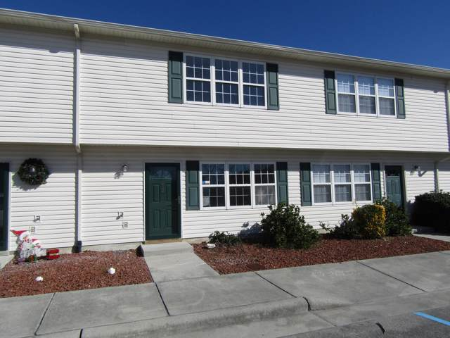 12 Pirates Cove Drive, Swansboro, NC 28584 (MLS #100199084) :: Coldwell Banker Sea Coast Advantage