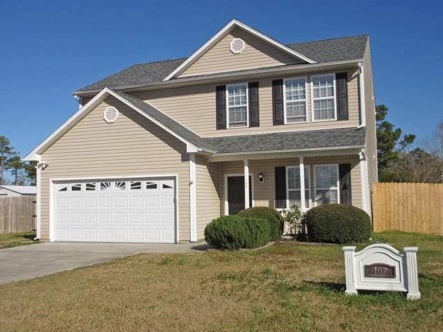 107 Azalea Plantation Boulevard, Maysville, NC 28555 (MLS #100199088) :: The Chris Luther Team