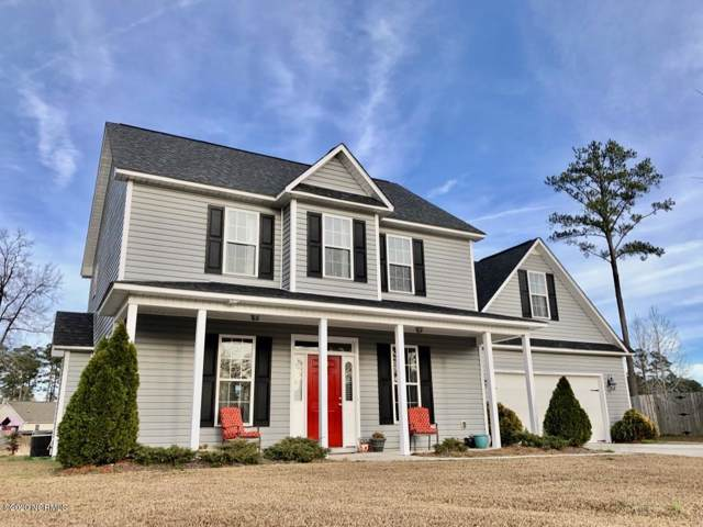 3204 Buttercup Court, New Bern, NC 28562 (MLS #100199091) :: The Oceanaire Realty