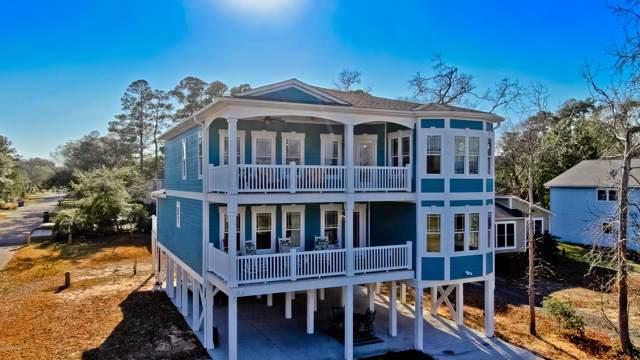 3907 E Yacht Drive, Oak Island, NC 28465 (MLS #100199097) :: Castro Real Estate Team