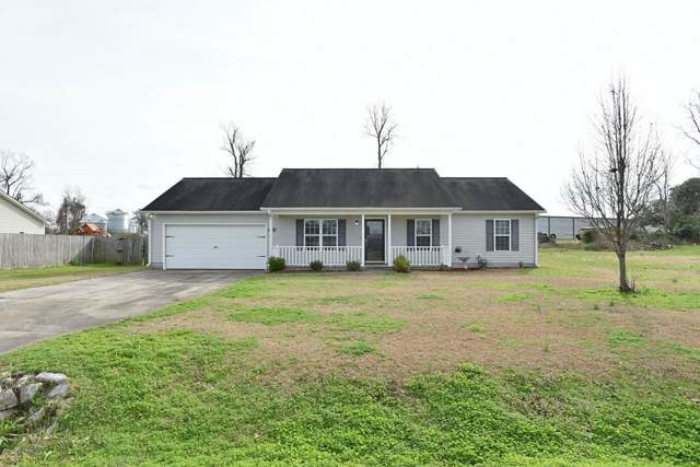 118 Clint Mills Road, Maysville, NC 28555 (MLS #100199107) :: Berkshire Hathaway HomeServices Hometown, REALTORS®