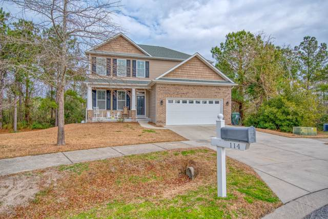 114 Bunchberry Court, Hampstead, NC 28443 (MLS #100199136) :: The Keith Beatty Team